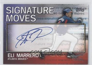 2004 Topps Signature Moves #SM-EM - Eli Marrero