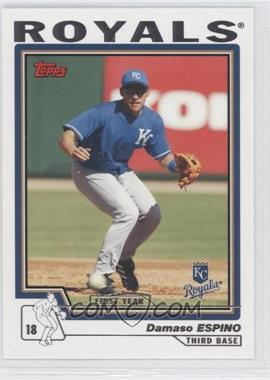 2004 Topps Traded and Rookies - [Base] #T210 - Damaso Espino
