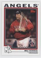 Mike Scioscia (Uncorrected Error: Should be 274)