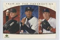 Year of the Transaction (Roger Clemens, Alex Rodriguez, Curt Schilling, Vladimi…