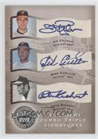 Jim Palmer, Pete Richert, Mike Cuellar /75