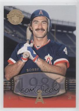 2004 Upper Deck Legends Timeless Teams [???] #249 - Bobby Grich /5