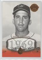 Davey Johnson /50