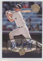 Wade Boggs /5