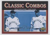 Classic Combos - Nomar Garciaparra, Jason Giambi /1999
