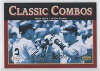 Classic Combos - Derek Jeter, Jason Giambi /1999