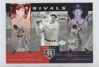 Derek Jeter, Babe Ruth, Ted Williams, Nomar Garciaparra, Mickey Mantle