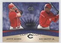 Austin Kearns, Ken Griffey Jr. /399