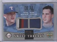 Hank Blalock, Mark Teixeira /60