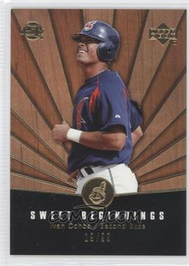 2004 Upper Deck Sweet Spot Gold Limited #119 - Ivan Ochoa /99