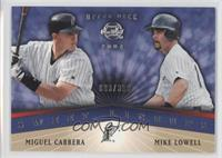 Miguel Cabrera, Mike Lowell /399