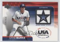 Chris Burke /850