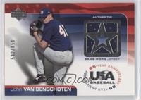 John VanBenschoten /850