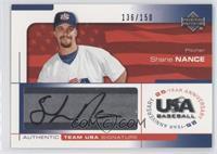 Shane Nance /150