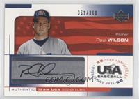 Paul Wilson /360