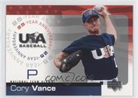 Cory Vance