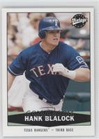 Hank Blalock