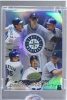 Seattle Mariners Team /2500 [ENCASED]