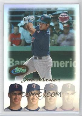 2004 eTopps - [Base] #43 - Joe Mauer /4888