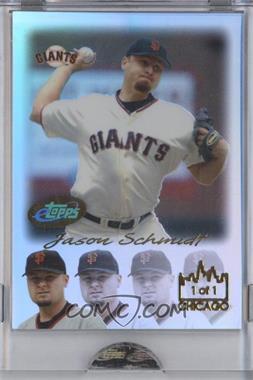 2004 eTopps [???] #23 - Jason Schmidt /1