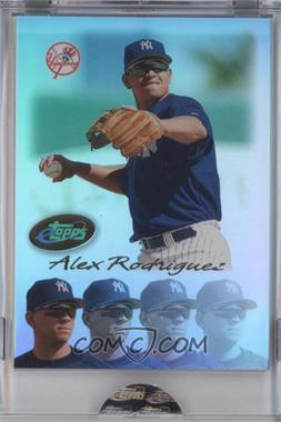 2004 eTopps #100 - Alex Rodriguez /5000