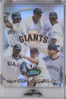 San Francisco Giants Team /2500