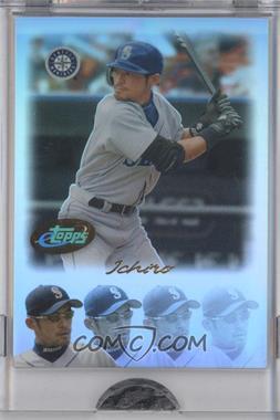 2004 eTopps #25 - Ichiro Suzuki /2228