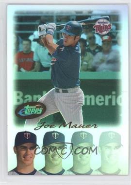 2004 eTopps #43 - Joe Mauer /4888