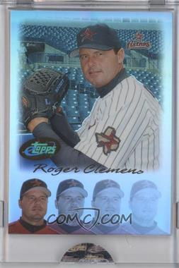 2004 eTopps #51 - Roger Clemens