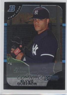 2005 Bowman Chrome #169 - First Year - Elvys Quezada