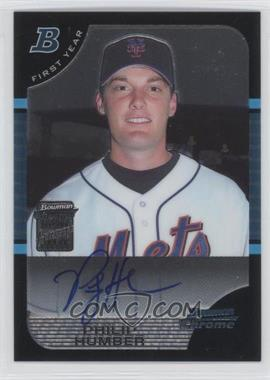 2005 Bowman Chrome #337 - First Year Autogtaph - Philip Humber