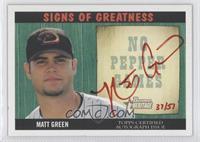 Matt Green /51