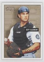 Jeff Clement (In Catcher Gear)