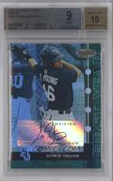 Chris Young /399 [BGS 9]