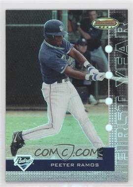2005 Bowman's Best - [Base] - Silver #98 - Peeter Ramos /99