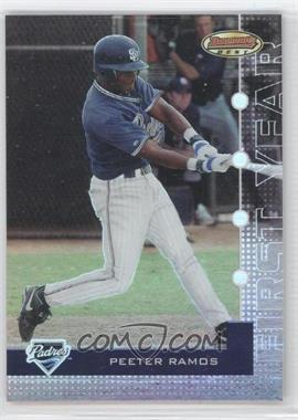 2005 Bowman's Best - [Base] #98 - Peeter Ramos