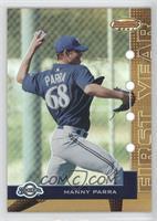 Manny Parra /25