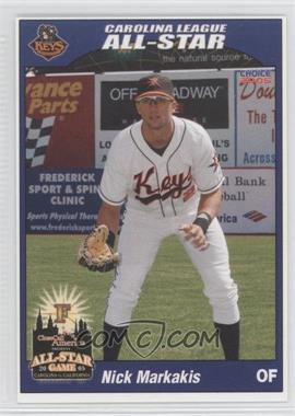 2005 Choice Carolina/California League All-Star Game #01 - Nick Markakis