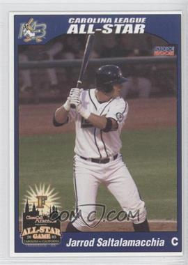 2005 Choice Carolina/California League All-Stars #08 - Jarrod Saltalamacchia