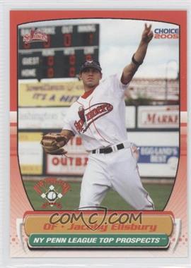 2005 Choice New York-Penn League Top Prospects #13 - Jacoby Ellsbury