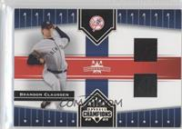 Brandon Claussen (Fielding Glove/Shoe) /165