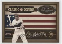 Willie Mays, Willie McCovey /400