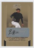 Autographed Rookies - Paulino Reynoso /1200