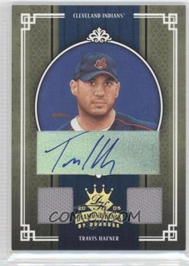 2005 Donruss Diamond Kings Bronze Materials Signatures [Autographed] [Memorabilia] #339 - Travis Hafner /25
