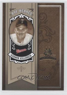 2005 Donruss Diamond Kings HOF Heroes #HH-43 - Harmon Killebrew