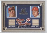 Johnny Bench, Adam Dunn /100