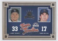 Larry Walker, Todd Helton