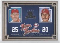 Jim Thome, Mike Schmidt