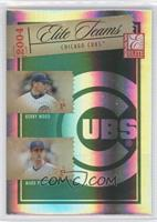 Kerry Wood, Mark Prior, Sammy Sosa, Greg Maddux /750