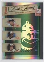 Cal Ripken Jr., Eddie Murray, Jim Palmer /750